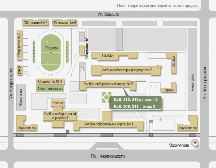 Кафедра Основы научных исследований и проектирования