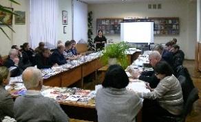 Семинар «Информационно-библиотечное обслуживание агромеханического факультета»