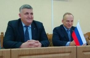 Развитие сотрудничества между БГАТУ и Новосибирской областью Российской Федерации