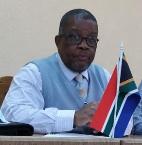 Представитель Посольства Южно-Африканской Республики в Российской Федерации посетил БГАТУ