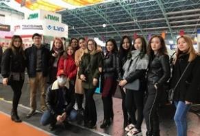 Студенты факультета «Технический сервис в АПК» на международной выставке «МЕТАЛЛООБРАБОТКА-2019»