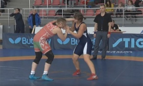 Участие в Чемпионате Республики Беларусь по вольной борьбе (женщины)