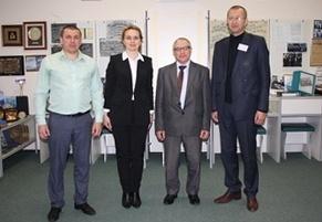 БГАТУ посетили представители Липецкой области Российской Федерации