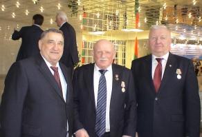 Министерству сельского хозяйства и продовольствия Республики Беларусь - 100 лет