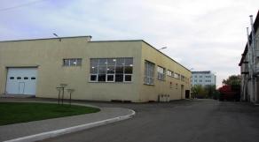 Учебно-выставочный центр БГАТУ