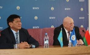 БГАТУ посетил Чрезвычайный и Полномочный Посол Республики Казахстан в Республике Беларусь