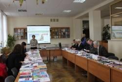 """День факультета """"Технический сервис в АПК"""" в библиотеке"""