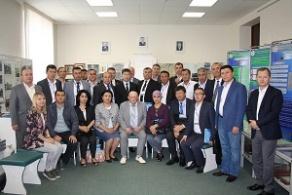 Визит делегации Узбекистана в БГАТУ