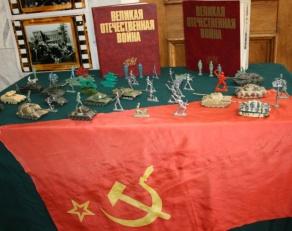 Выставка к 75-летию Победы