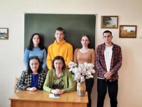 Заседание подсекции конференции студентов и магистрантов