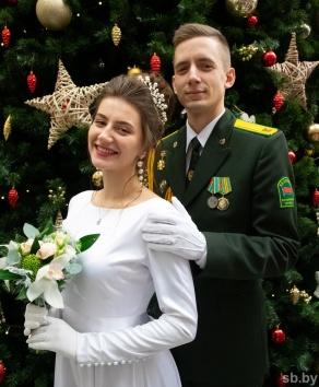 Белорусский новогодний бал