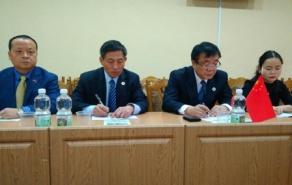 БГАТУ посетили представители Северо-Западного университета сельского и лесного хозяйства (КНР)