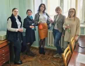 Сотрудники кафедры менеджмента и маркетинга приняли участие в Республиканском субботнике