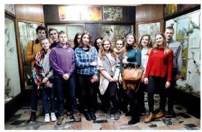 Раритеты Национального исторического музея Республики Беларусь: глазами студентов