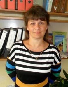 Толкач Ирина Фёдоровна