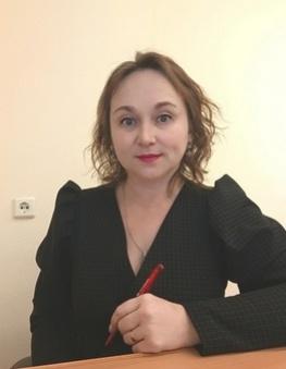 Бондарчук Оксана Владимировна