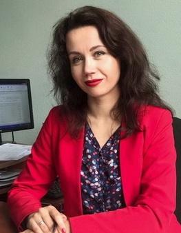 Бородинская Евгения Михайловна