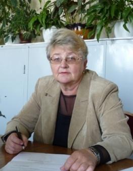 Воробей Таиса Ивановна