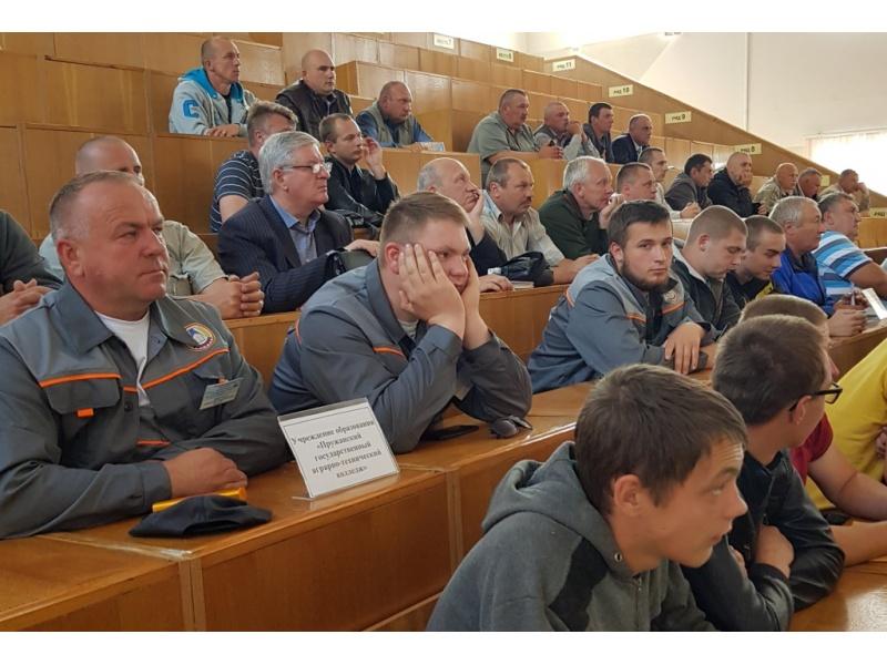 Команда Пружанского ГАТК