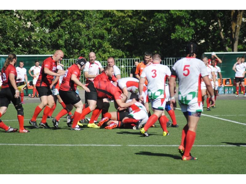Фотография предоставлено Белорусской федерацией регби