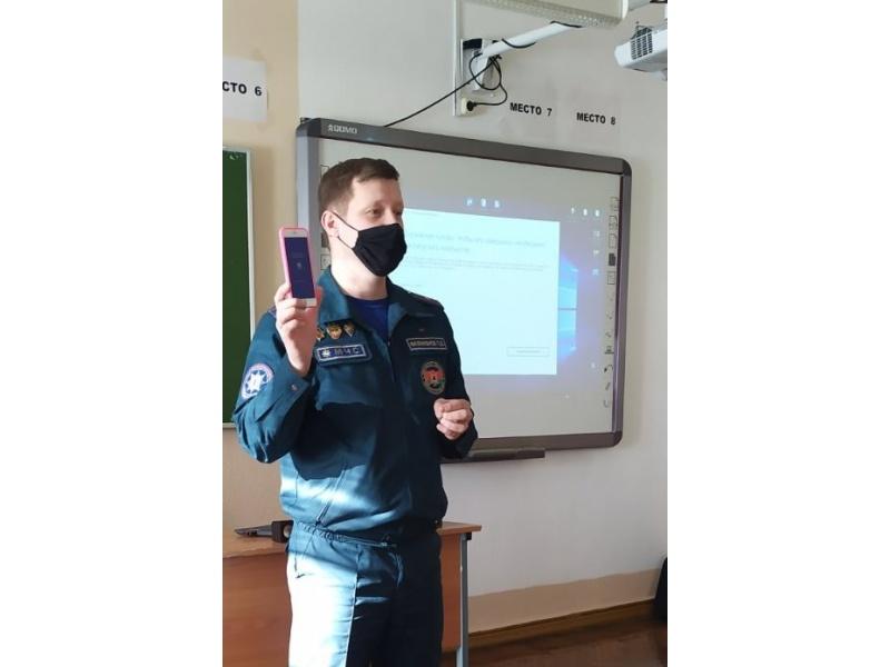 Филимонов П.О., начальник отдела идеологической работы Минского городского управления МЧС