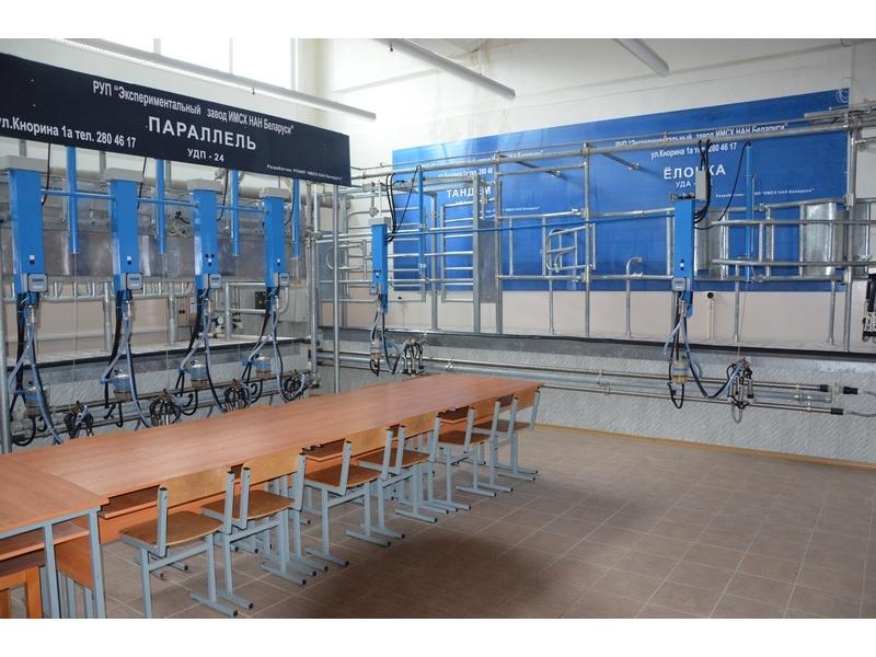 Лаборатория кафедры ТМЖ