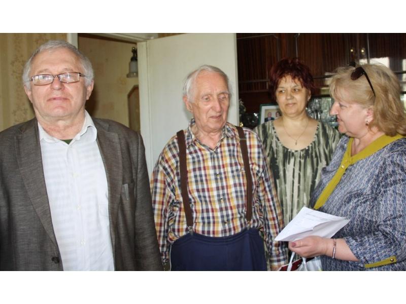 Сапун Геннадий Адамович, ветеран Великой Отечественной войны