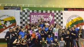 Команда Республики Беларусь по тайландскому боксу