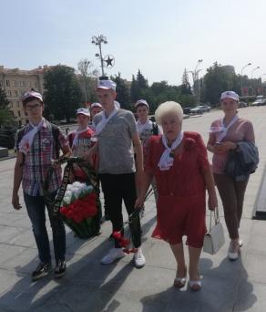 Гражданско-патриотическая акция
