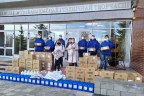 Волонтёры БГАТУ. СОВА