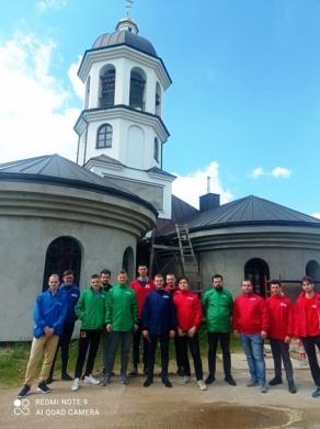Республиканская благотворительная акция «Восстановление святынь Беларуси»