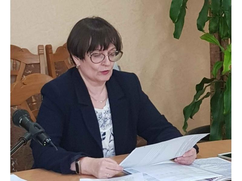 Гаркуша К.Э., декан ФДПиПОМ