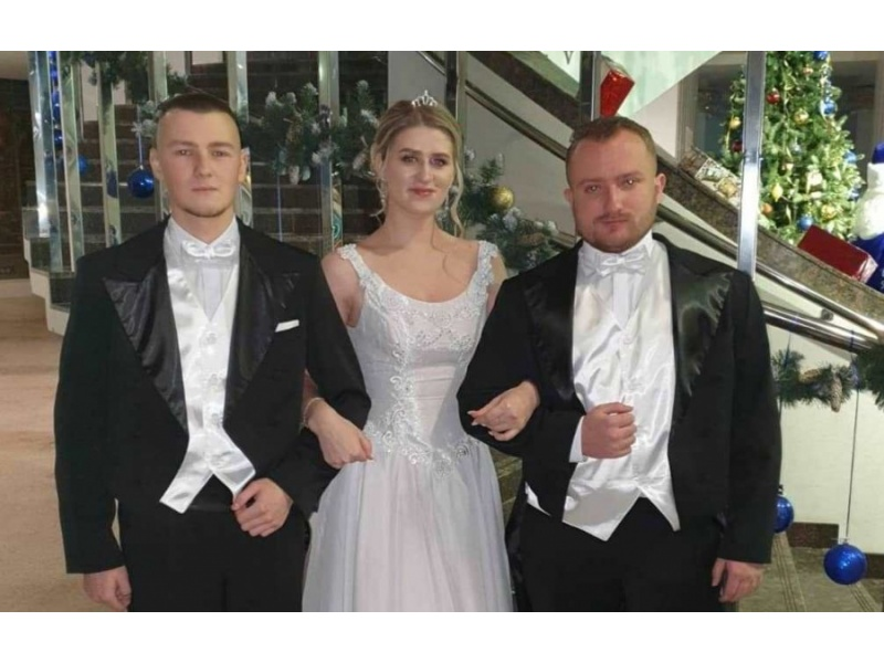 Русский Виктор (АМФ), Мазец Оксана (АЭФ), Вербицкий Дмитрий (ФТС)