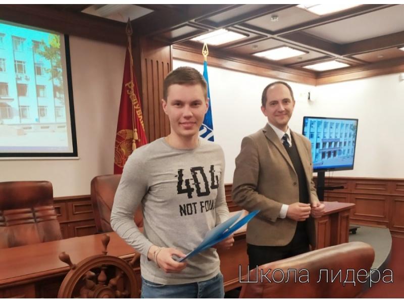 Денис Максимов, АЭФ